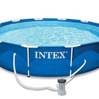 Piscine Intex-Mac-Due-Intex-28212-Piscina-Frame-con-Pompa-Filtro-0